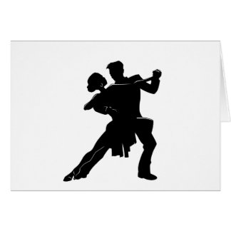 Danza Tarjeta De Felicitación