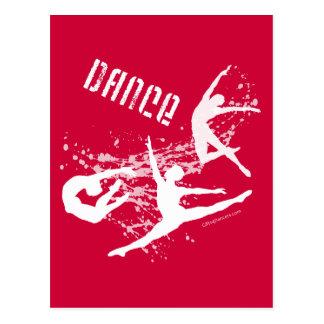 Danza Tarjeta Postal