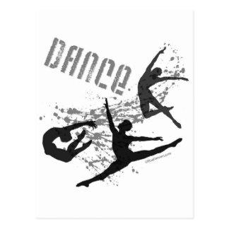 Danza Tarjetas Postales