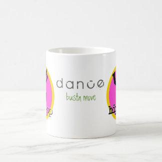 Danza - taza rosada de Hip Hop