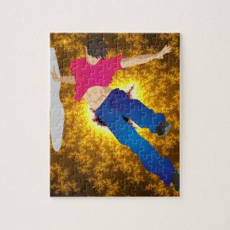Danza urbana puzzle