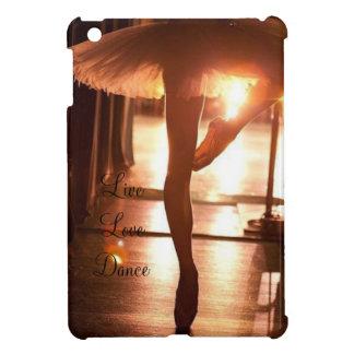 Danza viva del amor - casos del iPad del ballet mi iPad Mini Carcasa