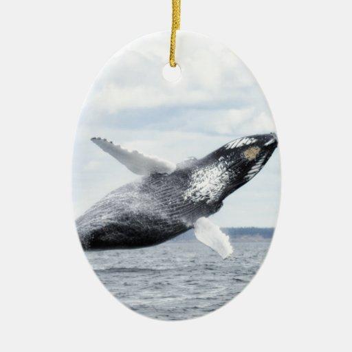 Danzas con las ballenas 8 adorno para reyes