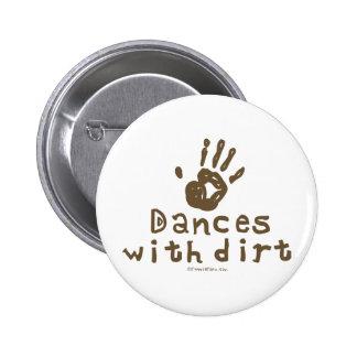 Danzas con suciedad pins