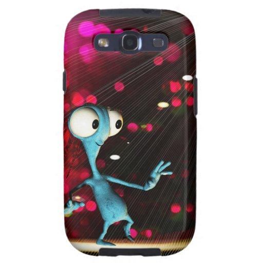 Danzas de Izot - caja de la casamata de Samsung Galaxy S3 Cobertura