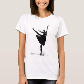 Danzas del bailarín del Arabesque Playera
