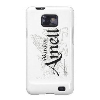 DAO/A/2 - Team AMELL! Samsung Galaxy! White Galaxy SII Covers