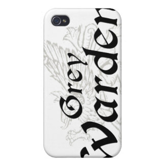 DAO - Grey Warden - light iPhone case iPhone 4/4S Cases