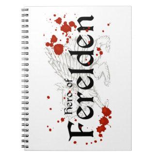 DAO - Hero of Ferelden! Notebooks