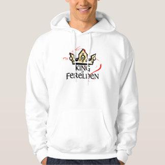 DAO - King of Ferelden - light hoodie