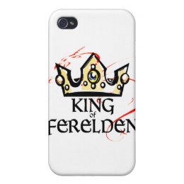 DAO - King of Ferelden - light iPhone case