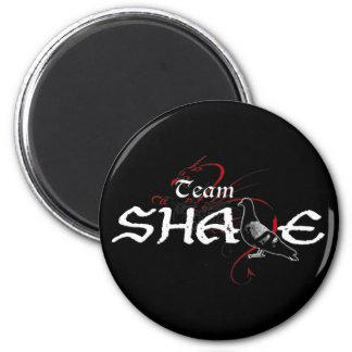 DAO - Team SHALE! (dk magnet) 2 Inch Round Magnet