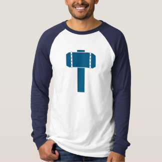 DAoC Midgard - Men's Raglan T-Shirt