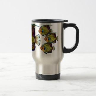 Daorges Angelfish Traveler Mug