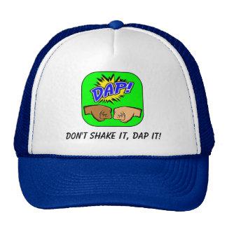 DAP APP Icon Trucker Hat