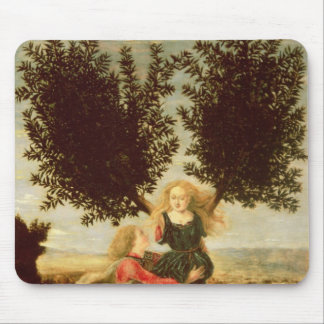 Daphne and Apollo, c.1470-80 Mouse Pad