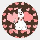Daphne Hearts Sticker