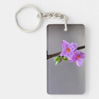 daphne-mezereum keychain
