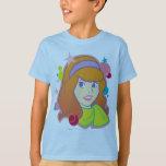 Daphne Pose 18 T-Shirt