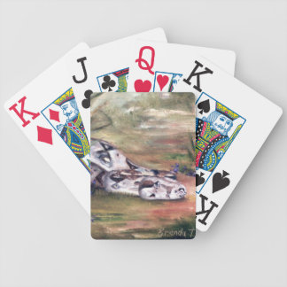 Daphne Snake Playing Cards