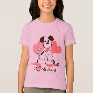 Daphne the Adopted Dog T-Shirt