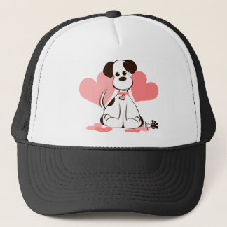 Daphne the Adopted Dog Trucker Hat