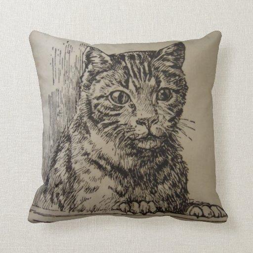 Daphne the Cat Pillow