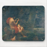 Daphnis and Chloe, 1824-25 Mousepads