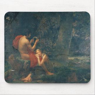 Daphnis y Chloe, 1824-25 Tapetes De Raton