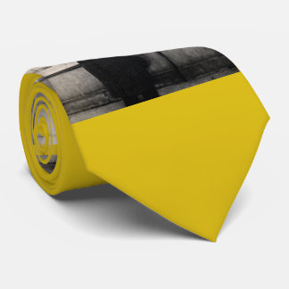 dapper 1930s man photo tie