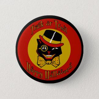Dapper Cat Button
