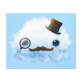 Dapper Cloud Canvas wrappedcanvas