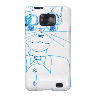 Dapper Felidae Samsung Galaxy S2 Cover
