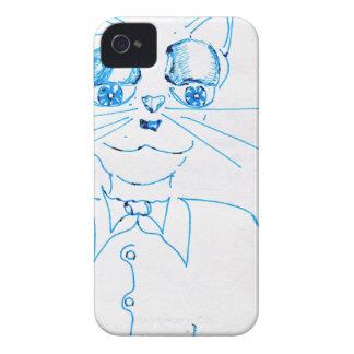 Dapper Felidae Case-Mate iPhone 4 Case