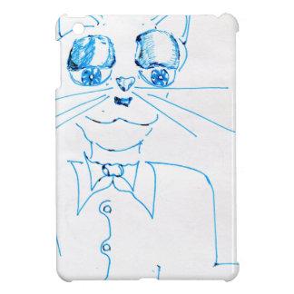 Dapper Felidae iPad Mini Covers