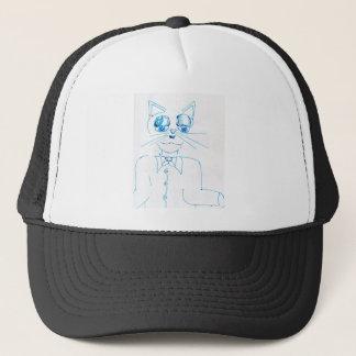 Dapper Felidae Trucker Hat