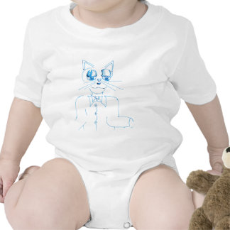 Dapper Felidae T Shirts