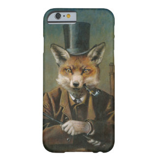 Dapper Fox iPhone six Case Barely There iPhone 6 Case
