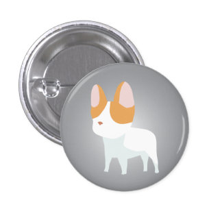 Dapper Frenchie Button