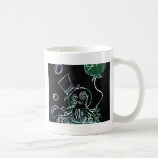 Dapper Octopus (full design) Coffee Mug