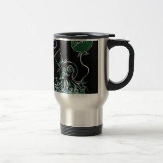 Dapper Octopus Travel Mug