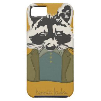Dapper Raccoon iPhone 5 Cases