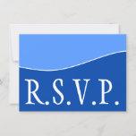 "[ Thumbnail: Dapper, Simple & Basic ""R.S.V.P."" Card ]"