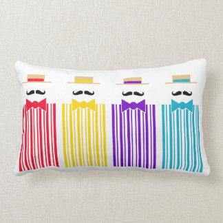 Dappers throw pillow