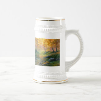 Dapple Creek Landscape Stein