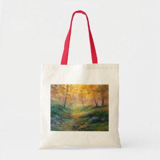 Dapple Creek Tote Bag