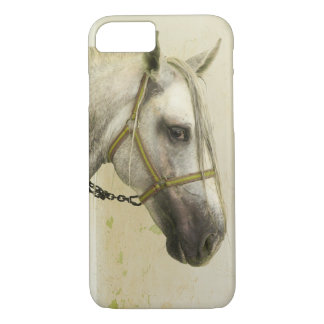 Dapple Gray Andalusian Horse iPhone 7 Case