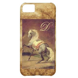 DAPPLED GREY HORSE MONOGRAM iPhone 5C CASE