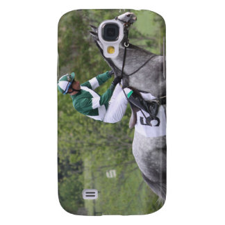 Dappled Grey Race Horse iPhone 3G Case Galaxy S4 Cover