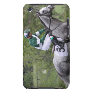 Dappled Grey Race Horse iTouch Case iPod Case-Mate Cases